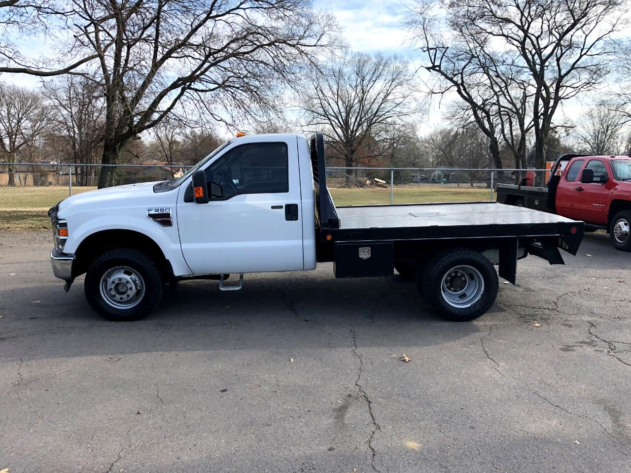 Ford F-350 SD XL DRW 4WD 2009