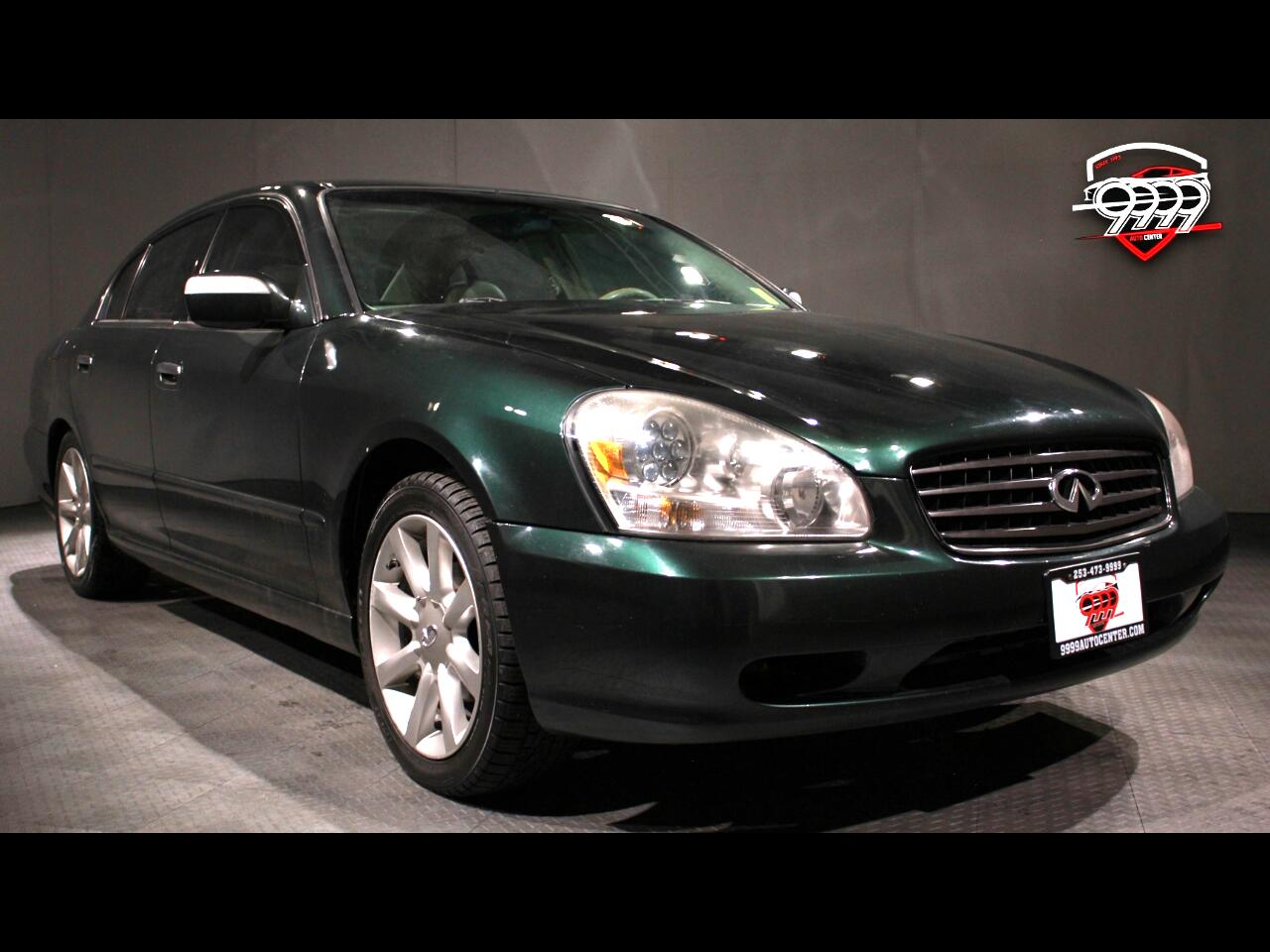 Infiniti Q45 Luxury Sdn 2002