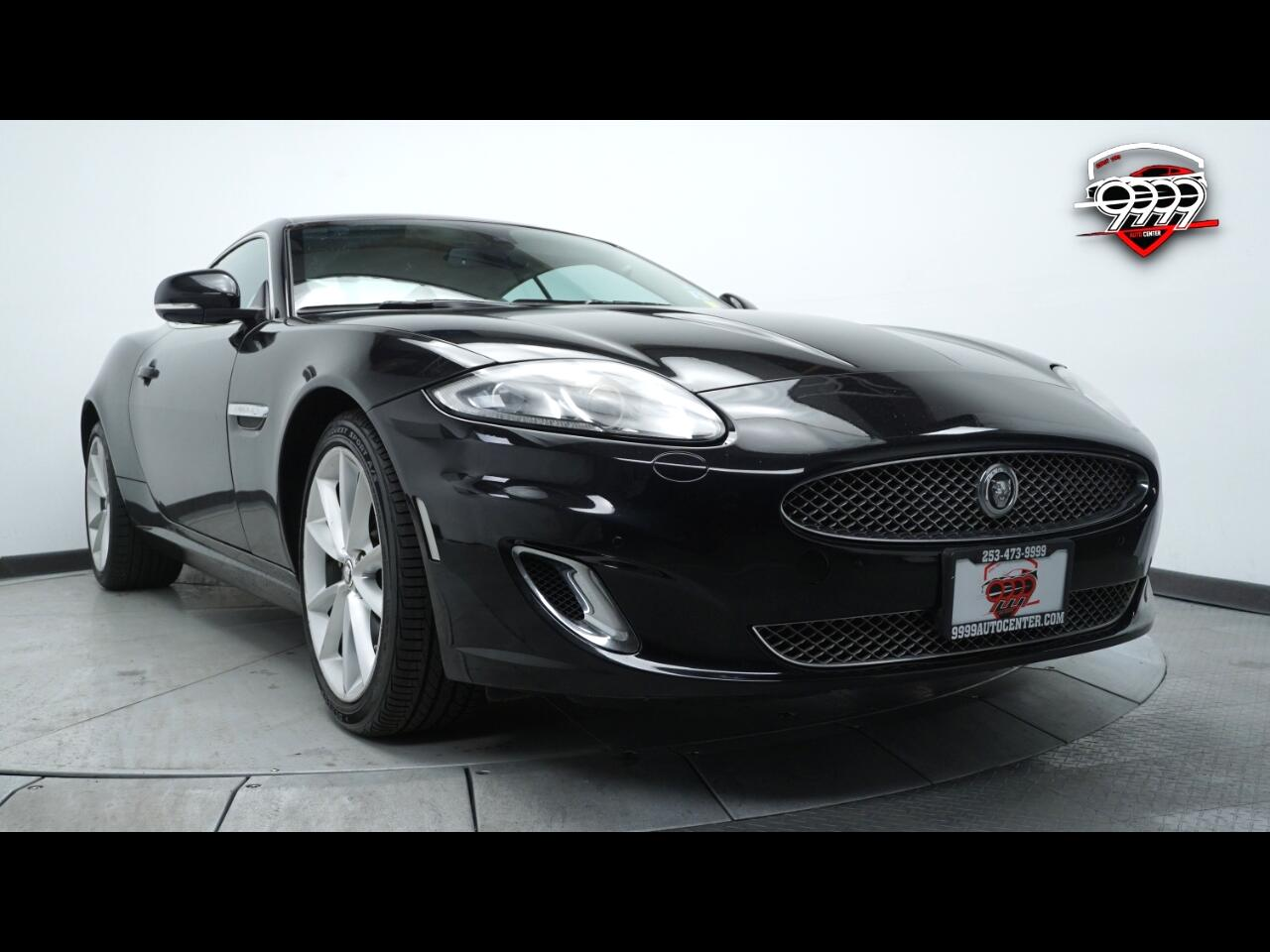 Jaguar XK-Series XK Coupe 2013