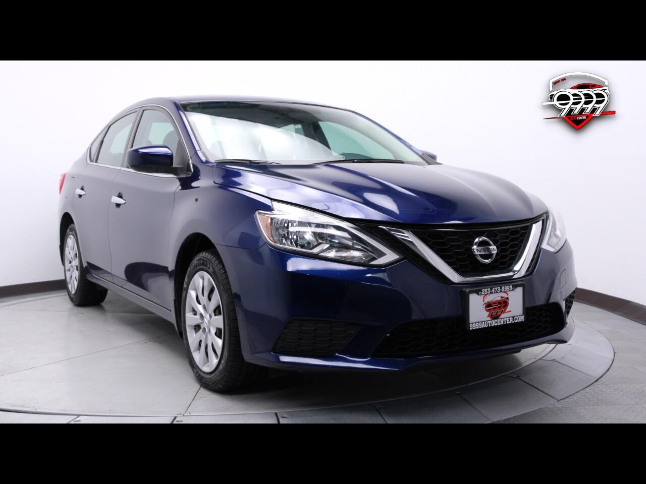 Nissan Sentra 1.8 S 2017
