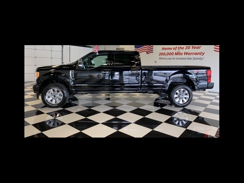 Ford F-350 SD King Ranch Crew Cab 4WD 2019