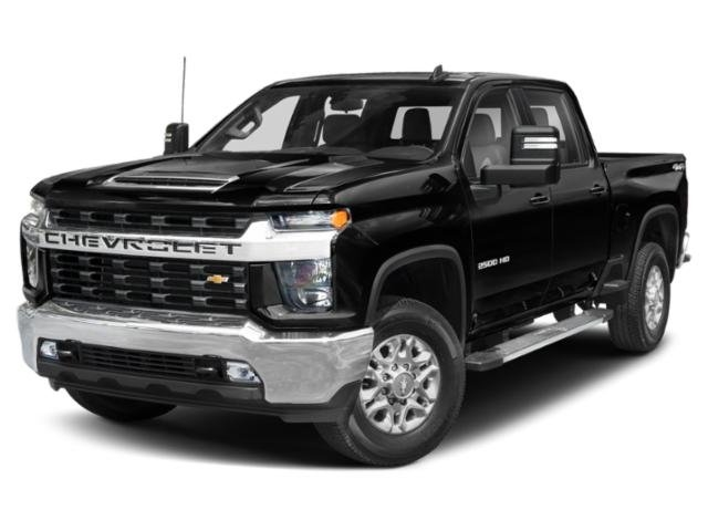 Chevrolet Silverado 2500HD LT Crew Cab Long Box 4WD 2020