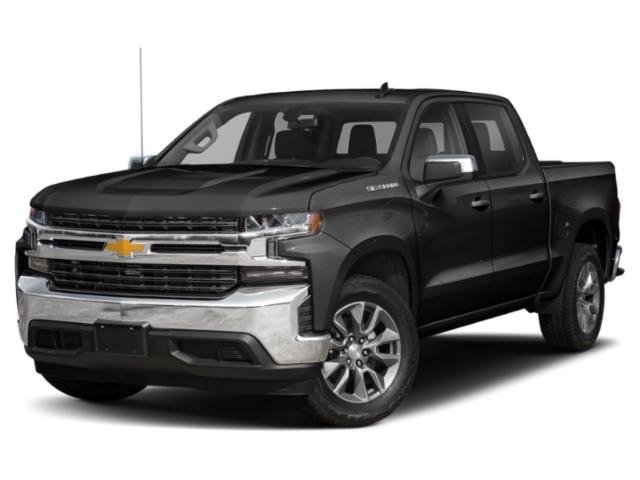 Chevrolet Silverado 1500 High Country Crew Cab 4WD 2020