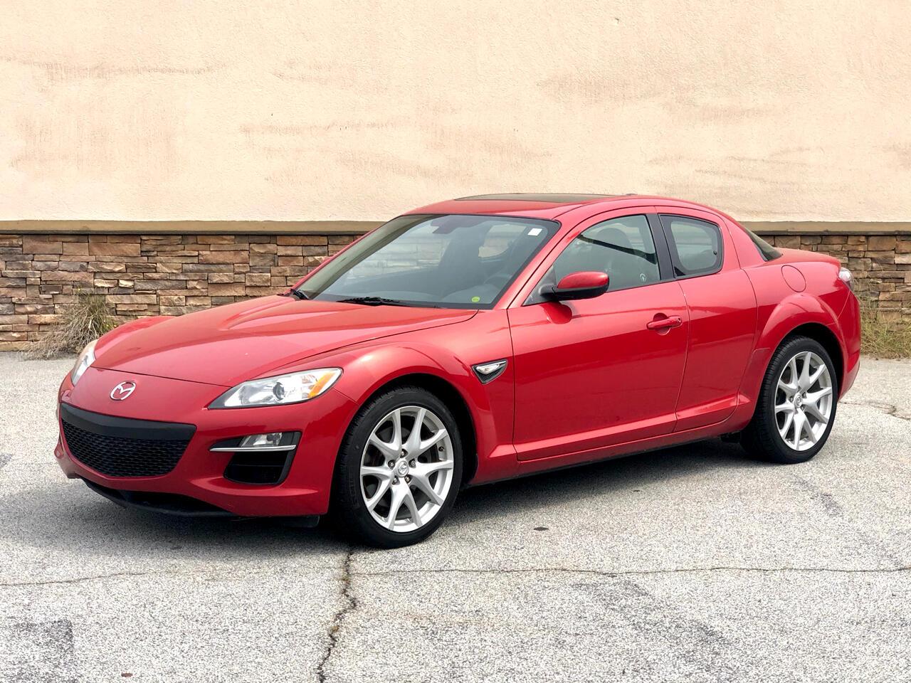 Mazda RX-8 Grand Touring 2011