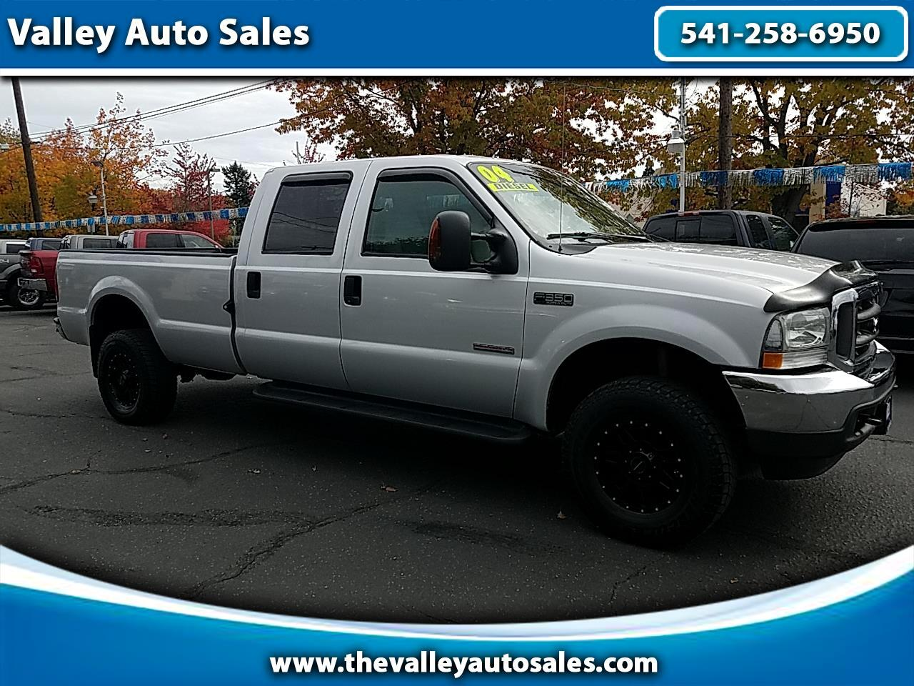 Ford F-350 SD XLT Crew Cab Long Bed 4WD 2004
