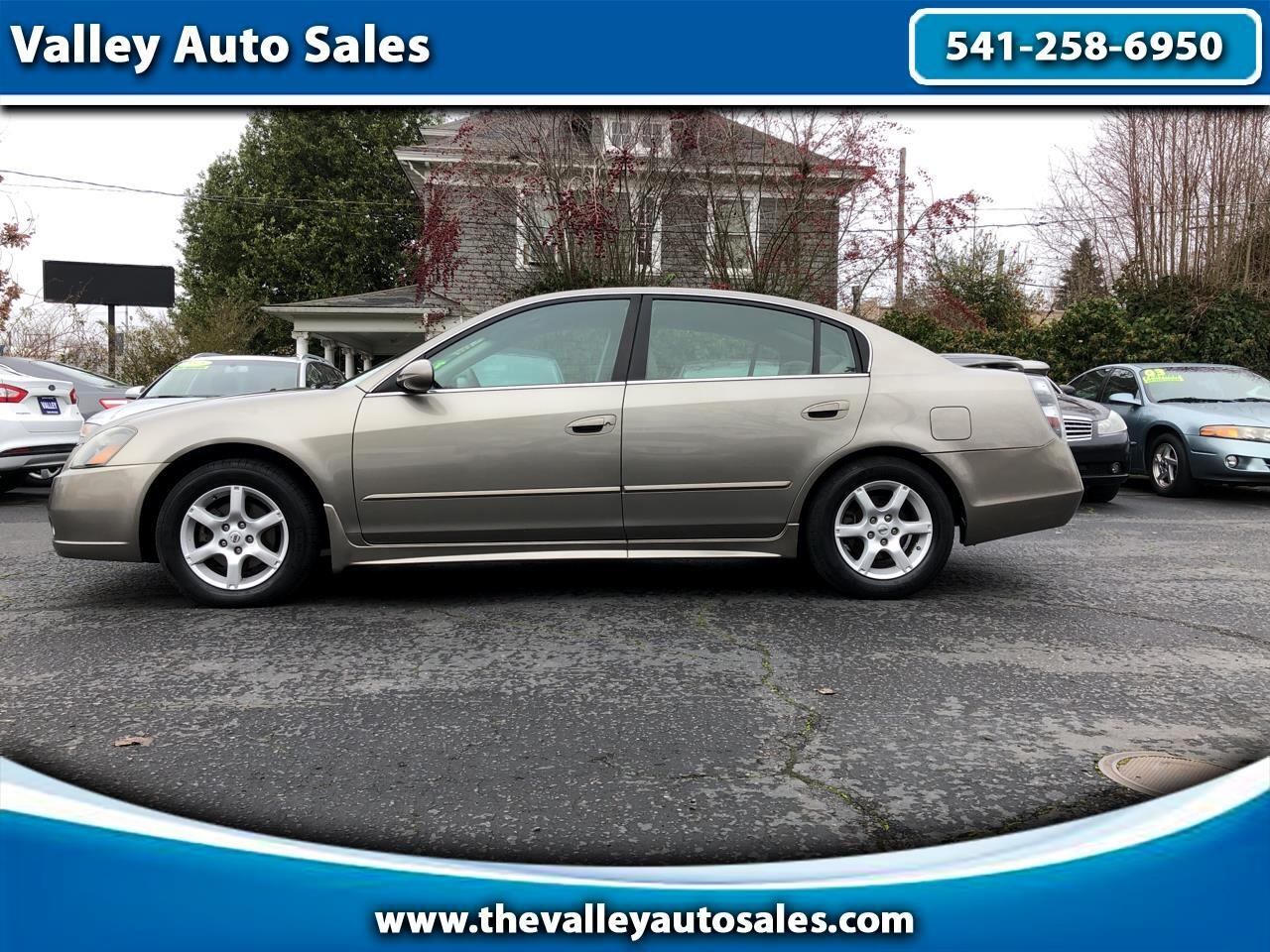 Valley Motor Honda >> Used 2006 Nissan Altima 2 5 For Sale In Lebanon Or 97355