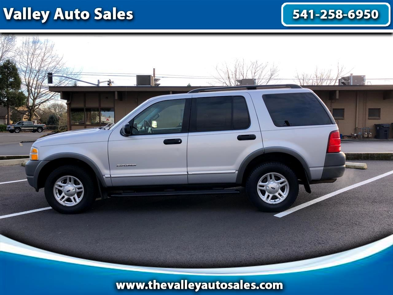 Ford Explorer XLS 4WD 2002