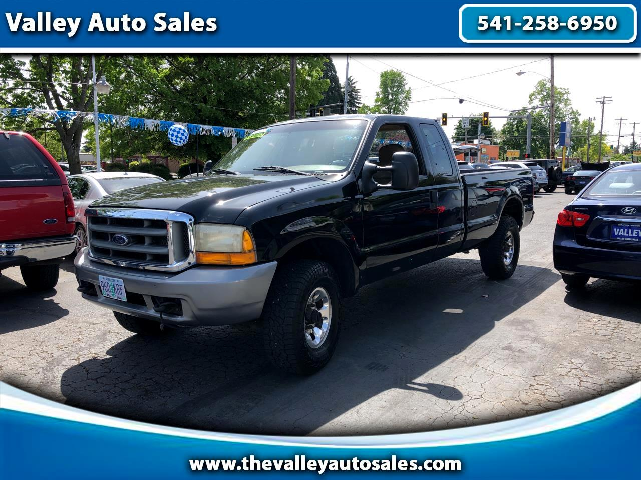 Ford F-250 SD Lariat SuperCab LWB 4WD 1999