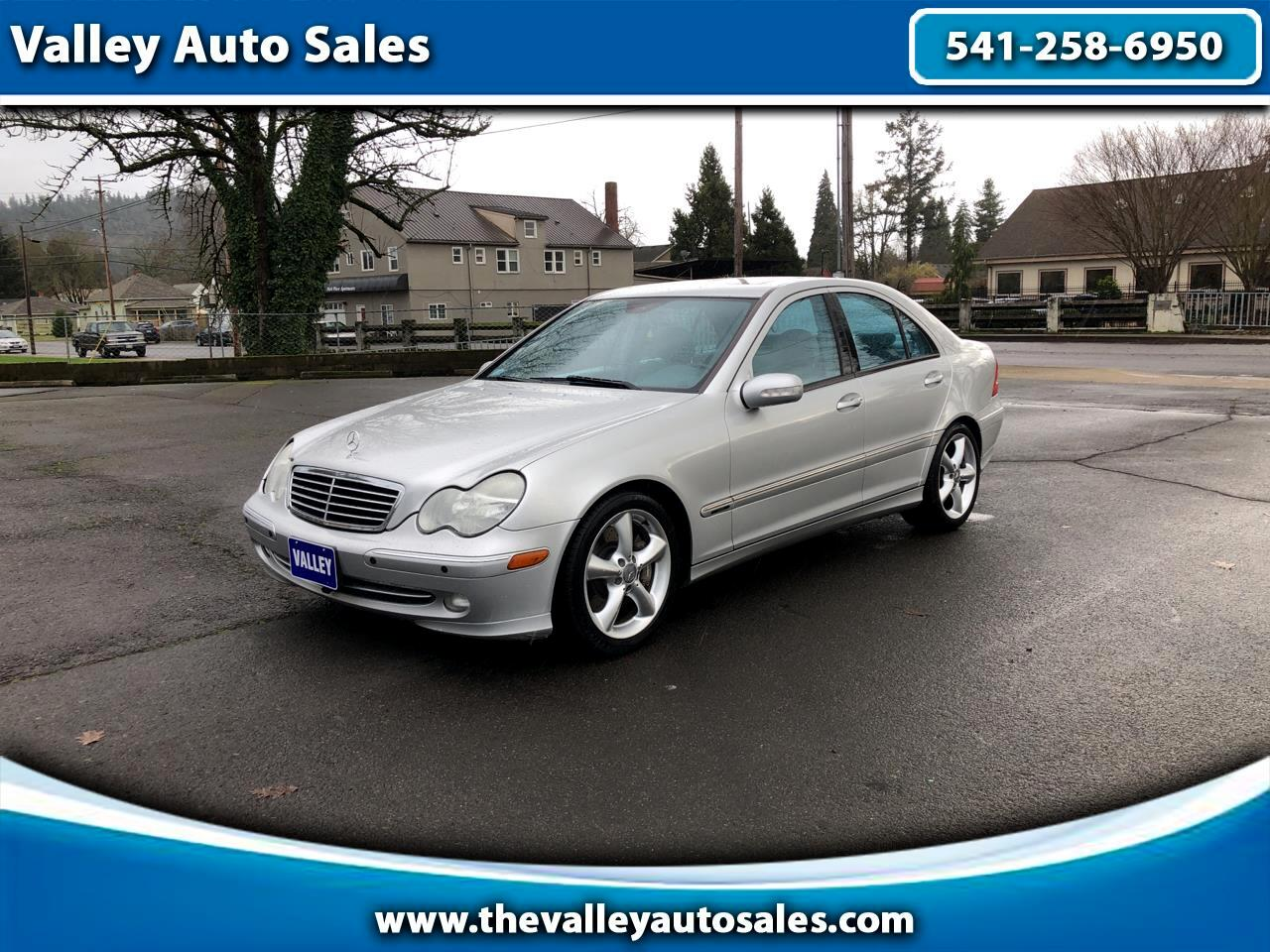 Mercedes-Benz C-Class C230 Sport Sedan 2004
