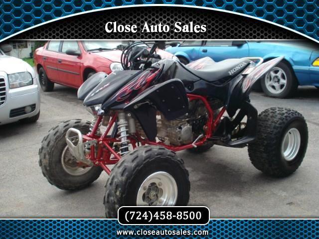 Used 2007 Honda Trx450er For Sale In Grove City Pa 16127 Close Auto