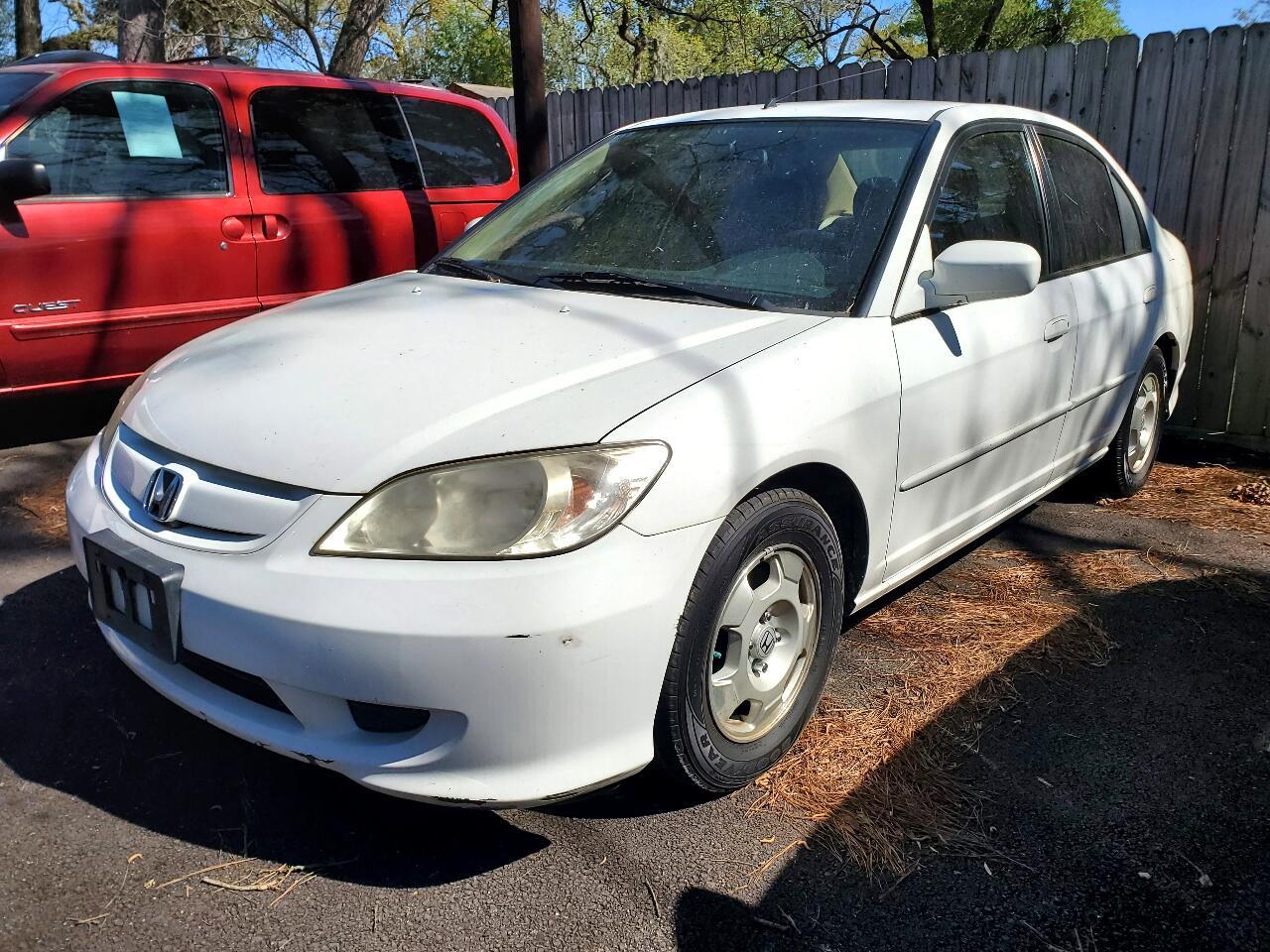 Honda Civic Hybrid CVT 2005