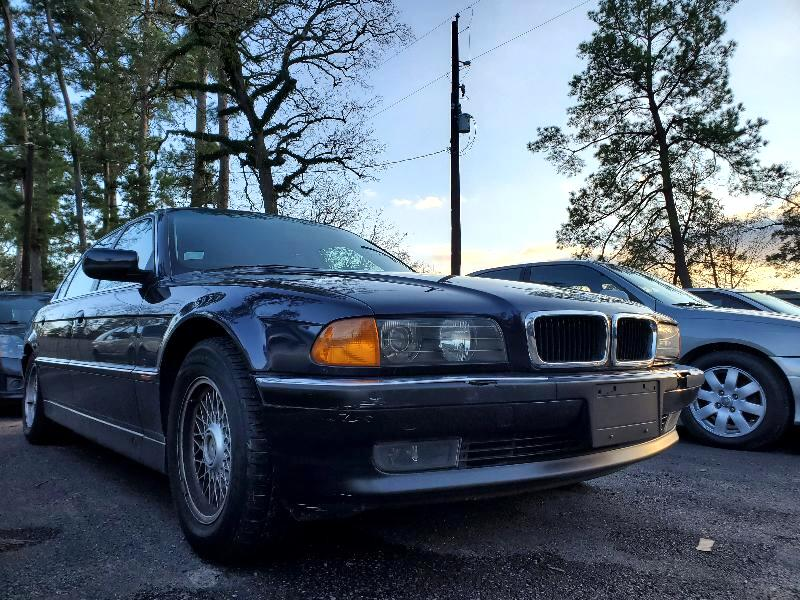 BMW 7-Series 740iL 1998