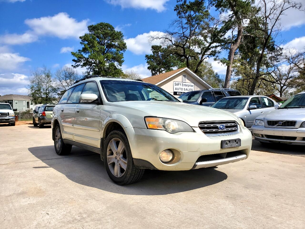 Subaru Legacy Wagon (Natl) Outback 3.0 R L.L. Bean Edition 2005