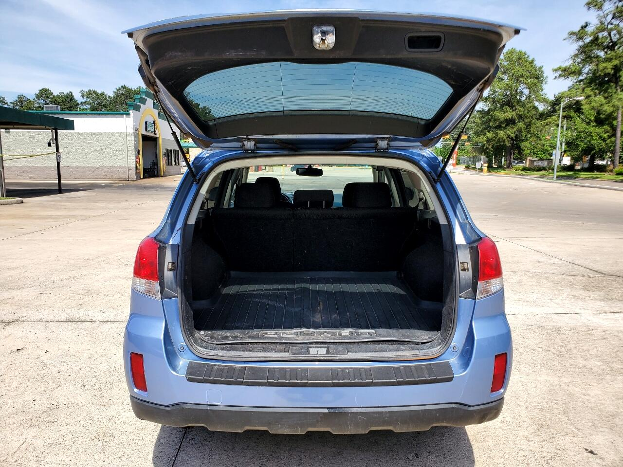Subaru Outback 4dr Wgn H4 Auto 2.5i Premium 2012