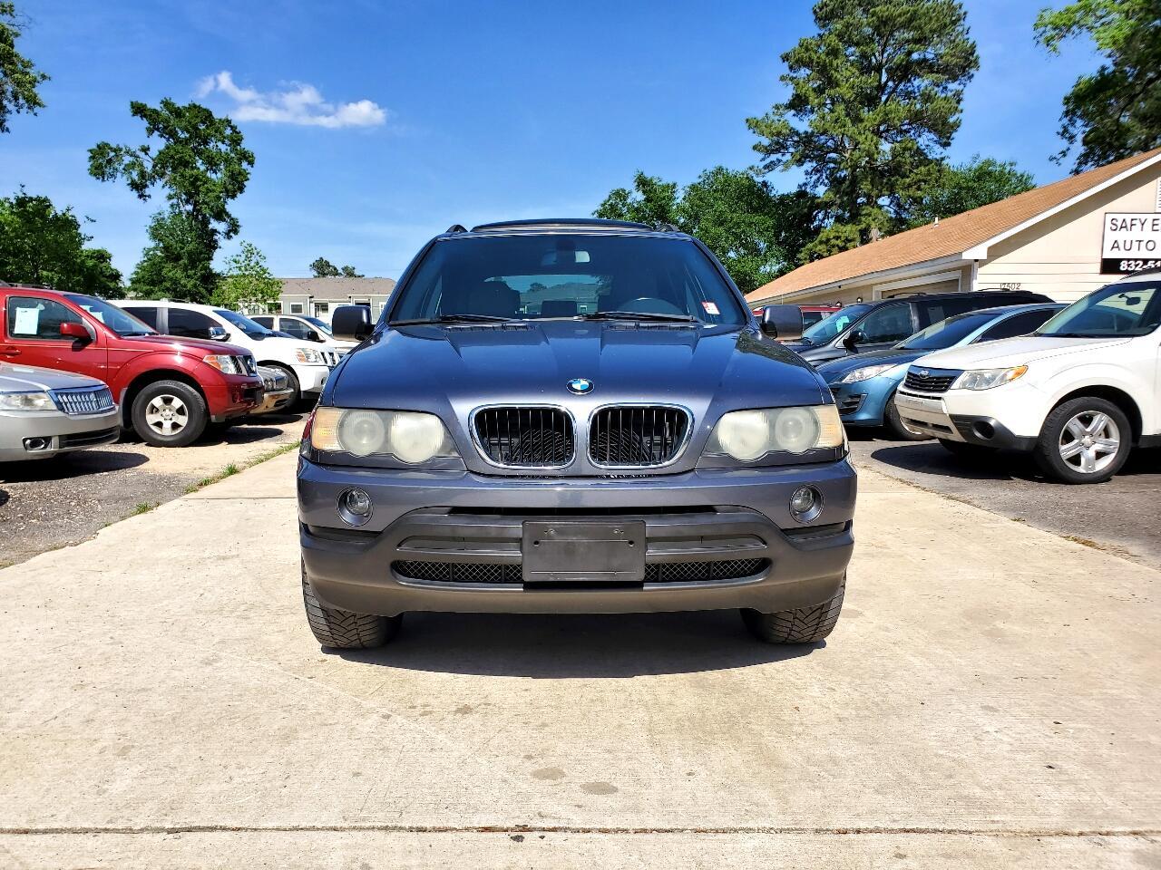 BMW X5 X5 4dr AWD 3.0i 2003