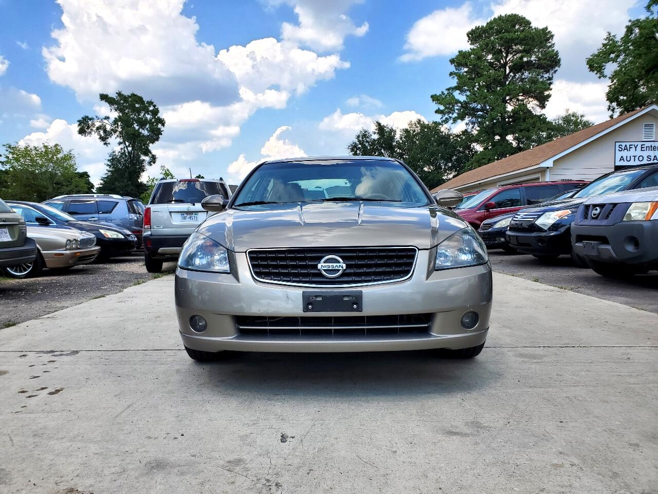 Nissan Altima 4dr Sdn V6 Auto 3.5 SE 2006