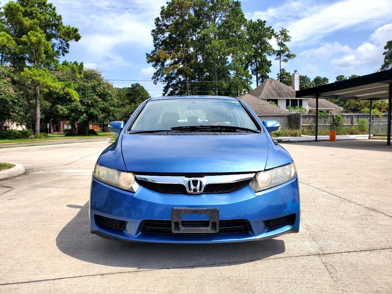 Honda Civic Hybrid 4dr Sdn 2009