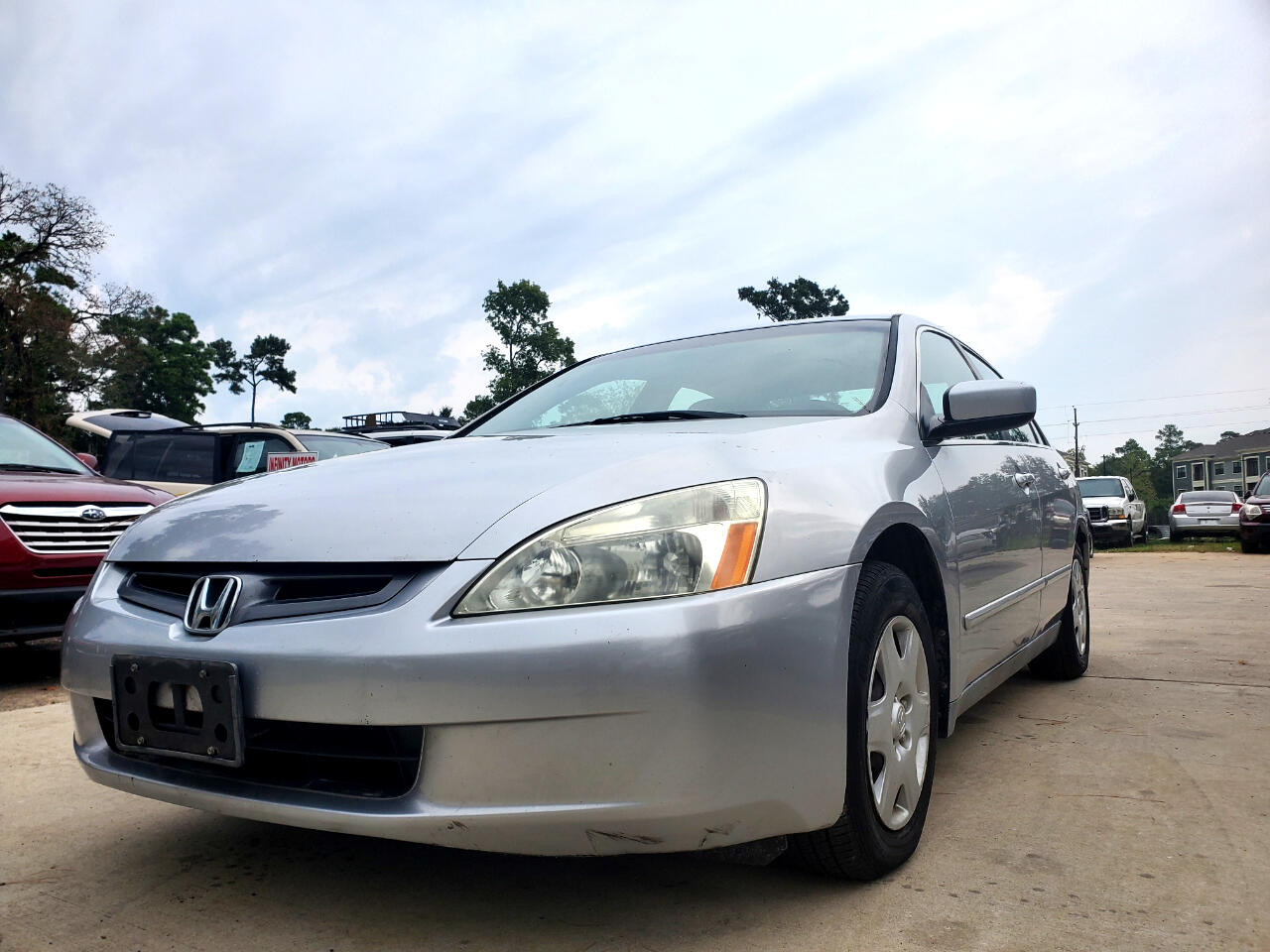 Honda Accord Sdn LX AT 2005