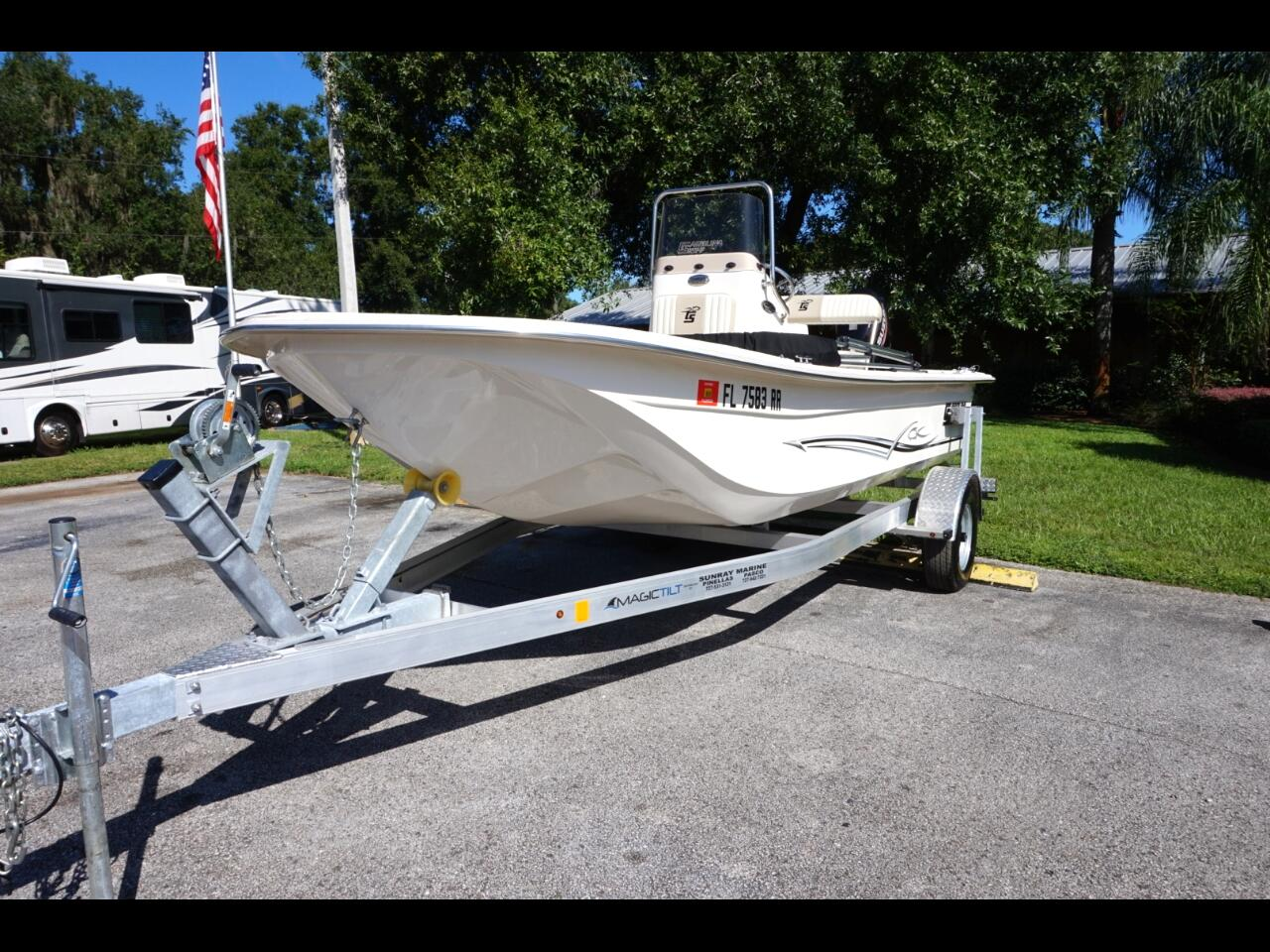2018 Carolina Skiff Sea Chaser JXL18