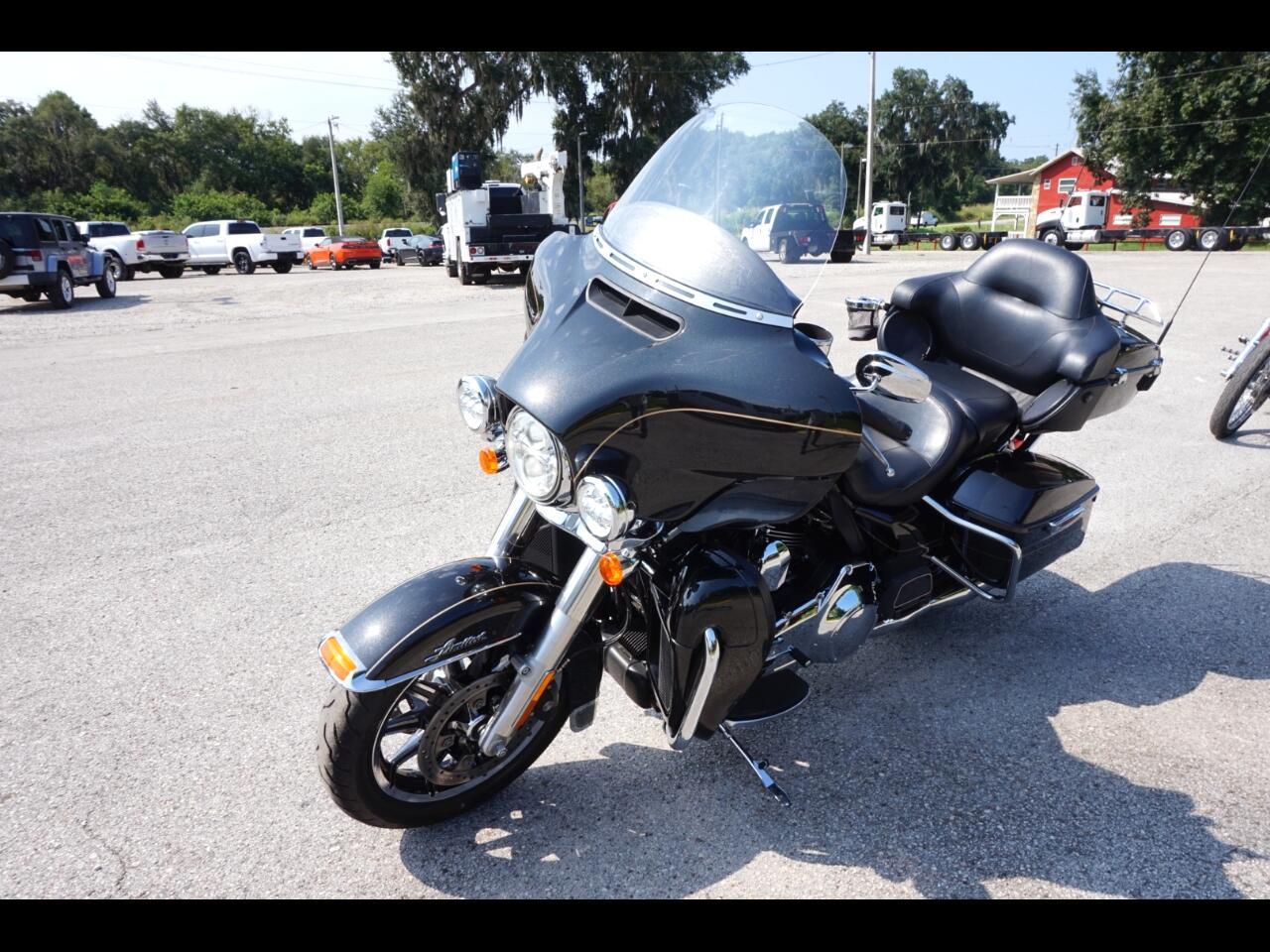 2016 Harley-Davidson FLHTK LIMITED