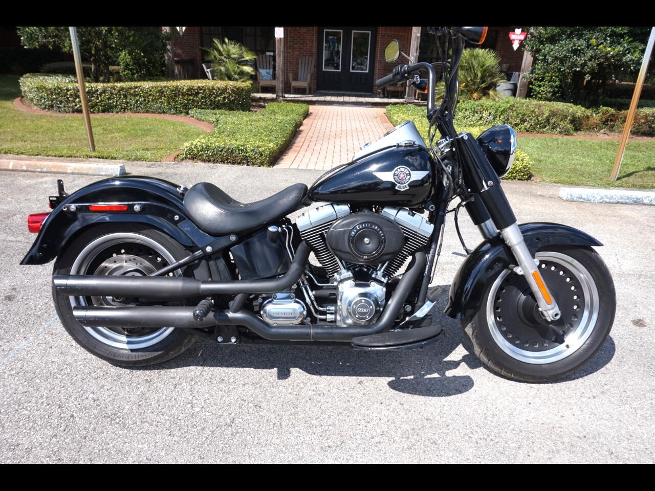 2012 Harley-Davidson FLSTFB FAT BOY LO 103