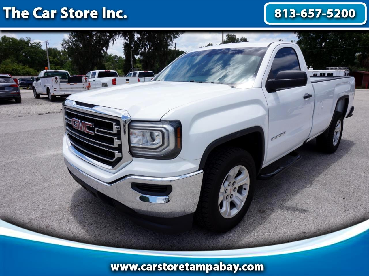 GMC Sierra 1500 Base Long Box 2WD 2016