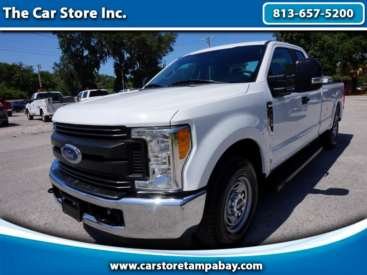 Ford F-250 SD XL SuperCab 2WD 2017