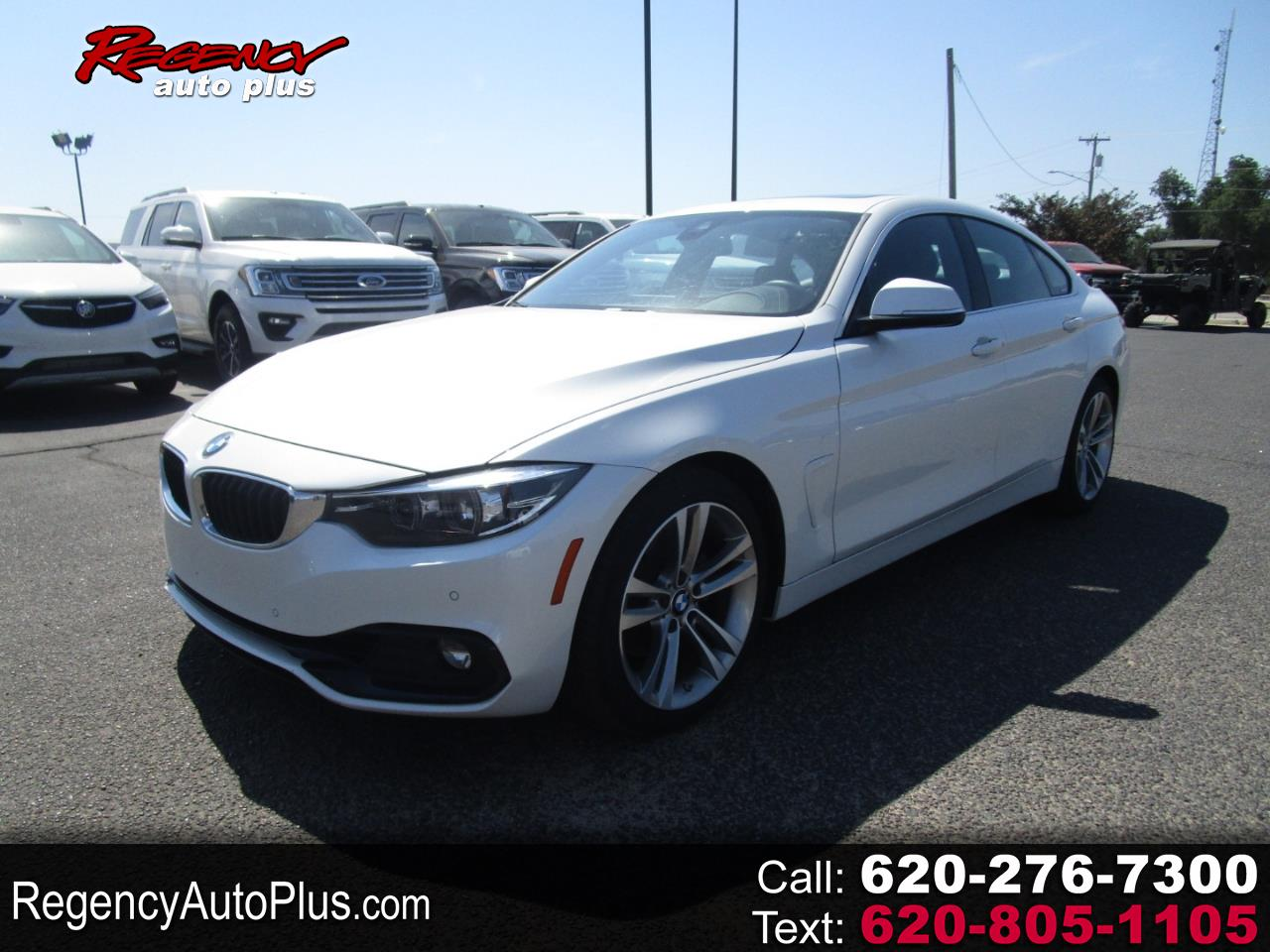 BMW 4-Series Gran Coupe 430i 2019