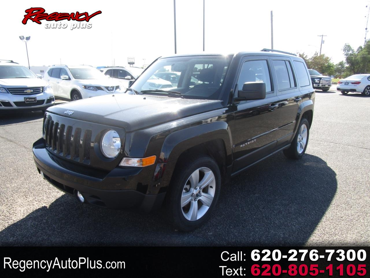 Jeep Patriot Latitude FWD 2017