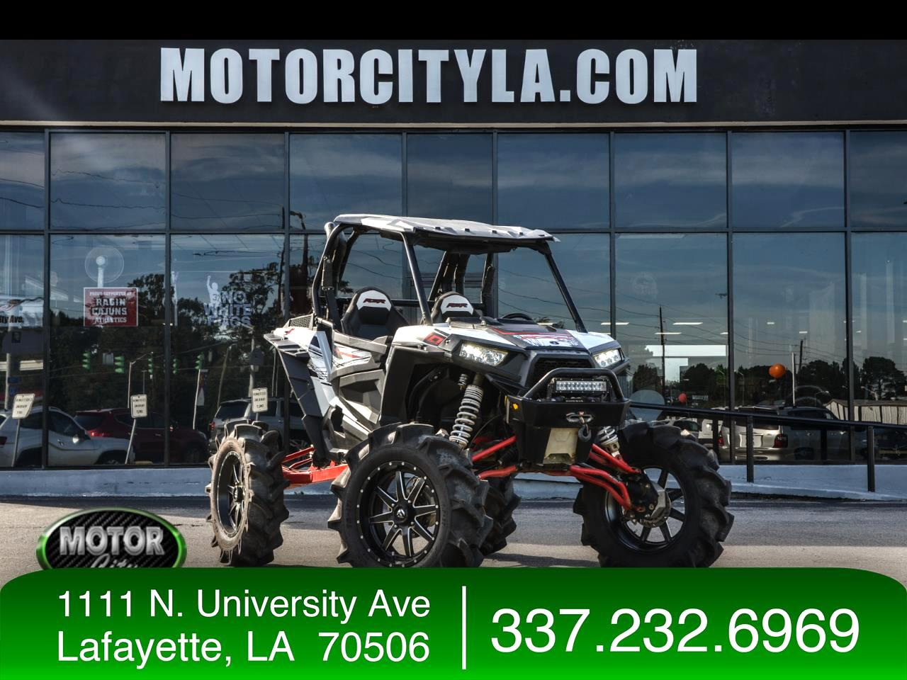 Polaris RZR XP 4 1000 EPS  2014