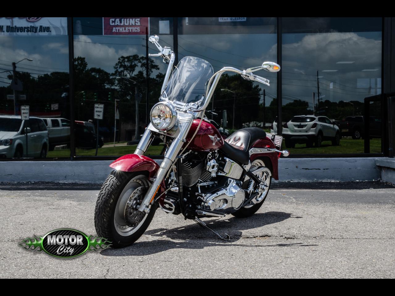 Harley-Davidson Fat Boy  2006