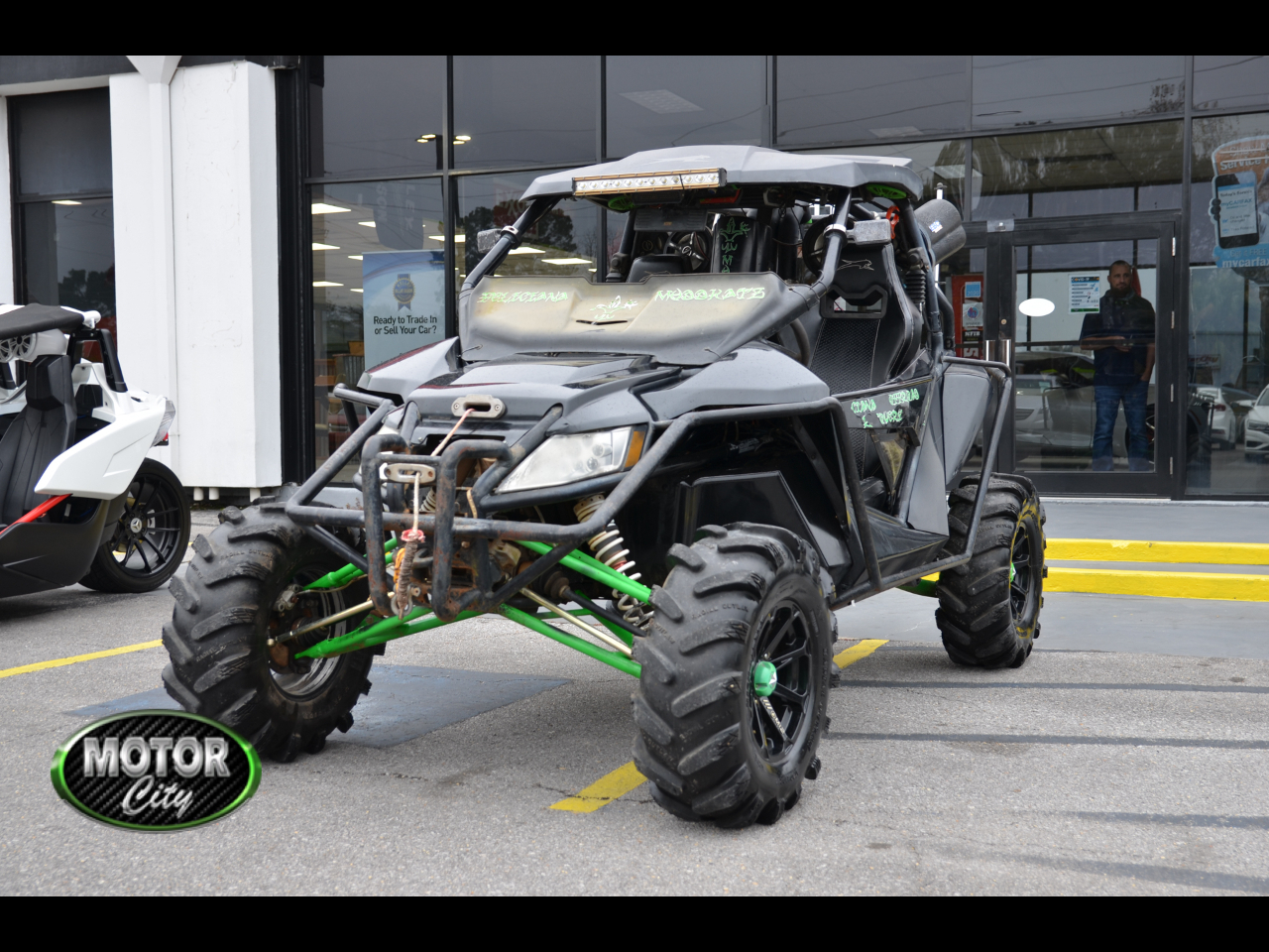 Arctic Cat Wildcat Sport SE EPS  2012
