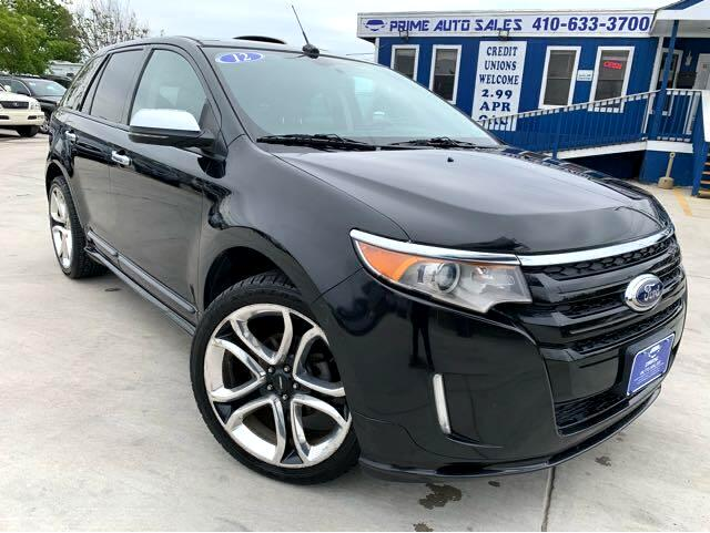 Ford Edge Sport FWD 2012