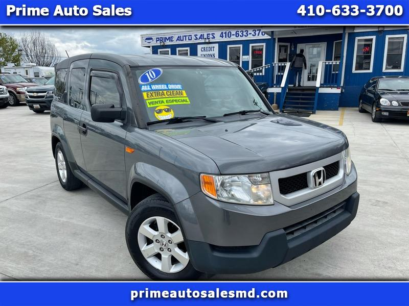 Honda Element EX 4WD AT 2009