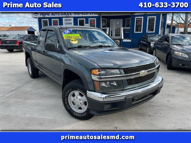 Chevrolet Colorado LS Ext. Cab 4WD 2006
