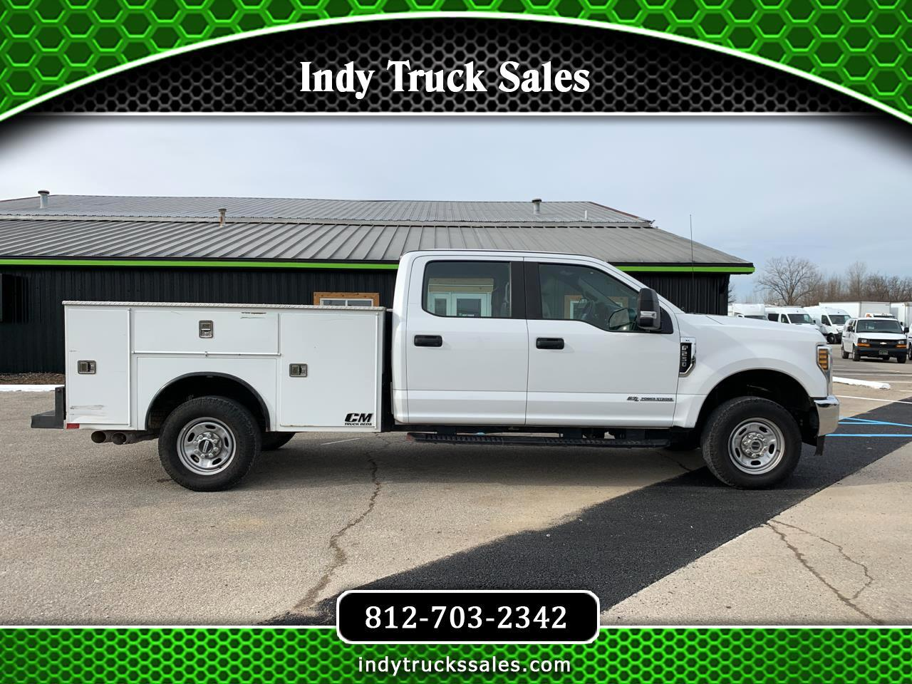 "Ford Super Duty F-250 SRW 4WD Crew Cab 172"" XL 2018"