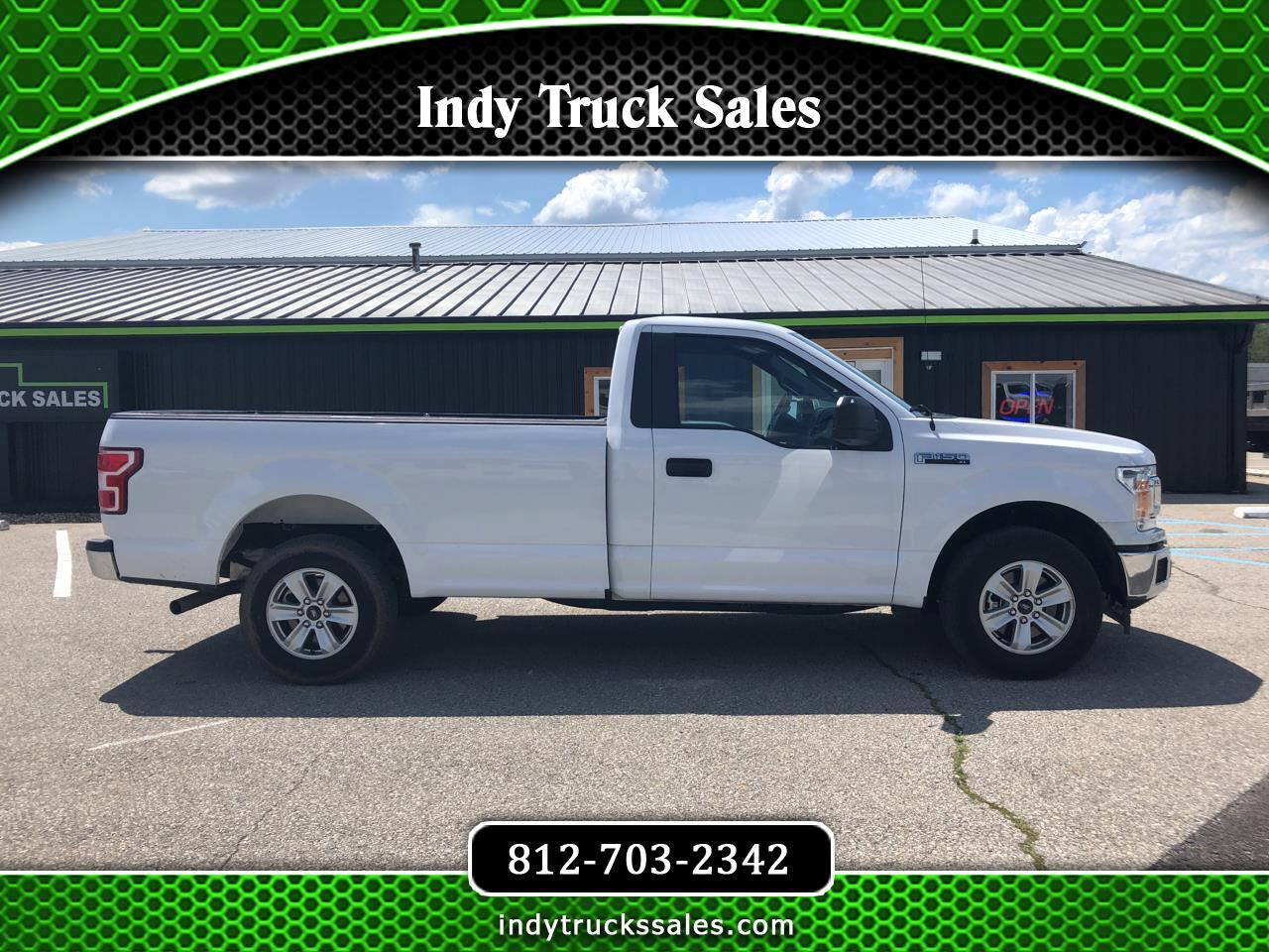 Ford F-150 XLT 2WD Reg Cab 8' Box 2019
