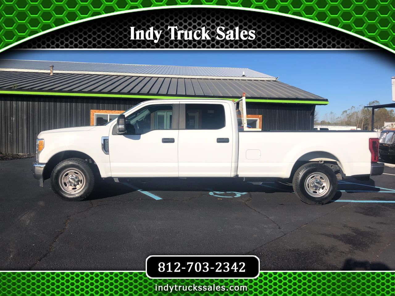 Ford Super Duty F-250 SRW XL 2WD Crew Cab 8' Box 2017