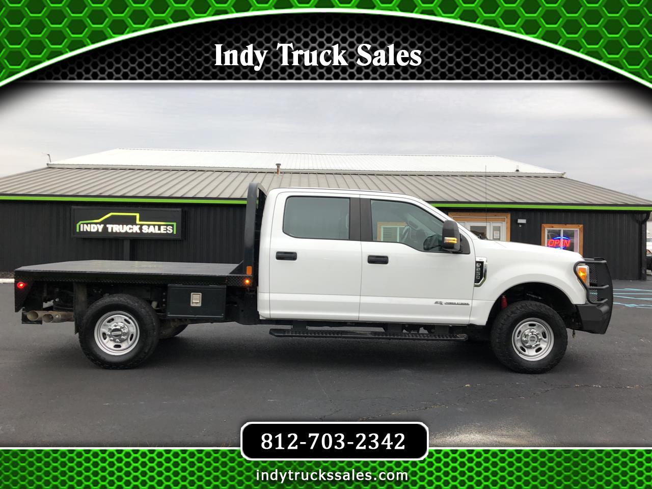 Ford Super Duty F-250 SRW XL 4WD Crew Cab 8' Box 2017