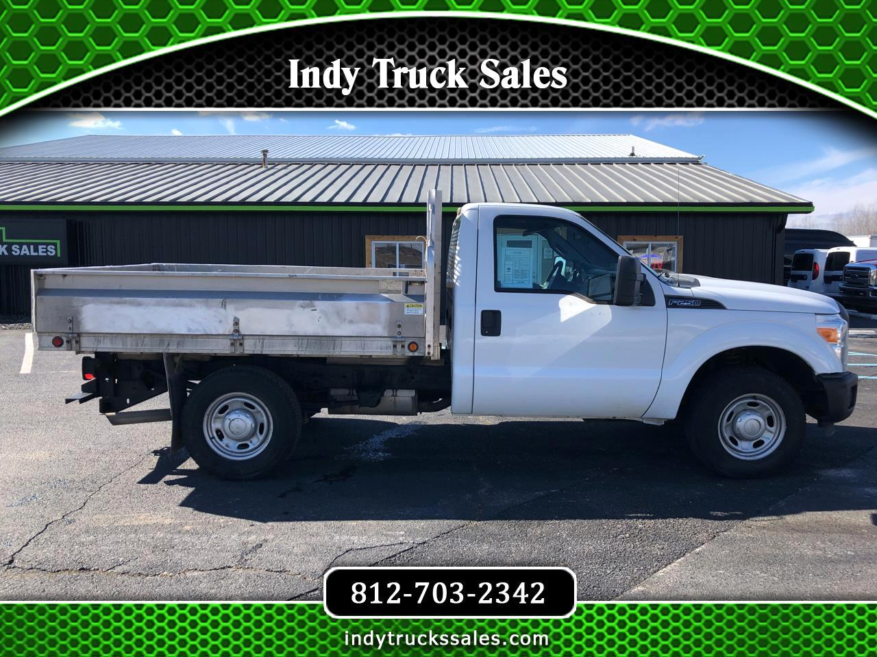 "Ford Super Duty F-250 SRW 2WD Reg Cab 137"" XL 2013"