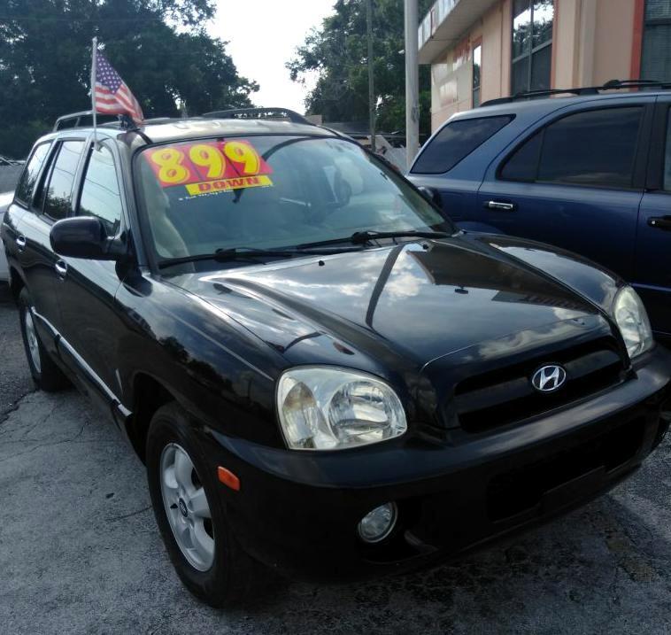 Hyundai Santa Fe GLS 3.5L 2WD 2006