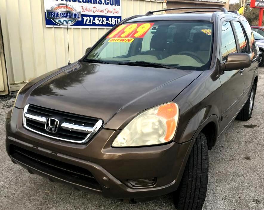 Honda CR-V LX 2WD 2002