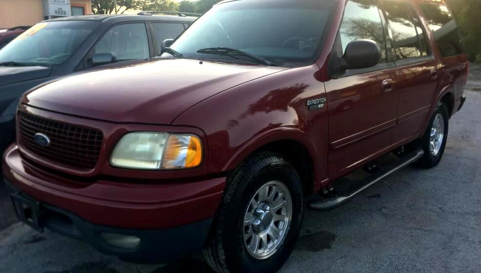 Ford Expedition XLT 2WD 2002