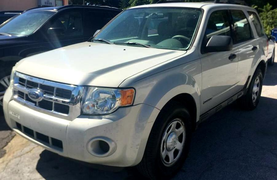 Ford Escape XLS 2WD AT 2008