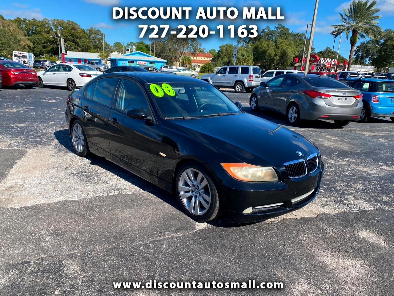 BMW 3 Series 4dr Sdn 328i RWD South Africa 2008