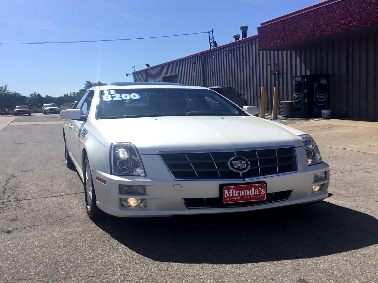 Cadillac STS V6 Luxury 2011