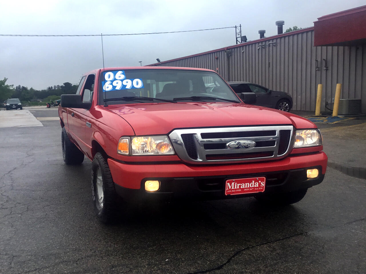 Ford Ranger FX4 Off-Road SuperCab 4WD 2006