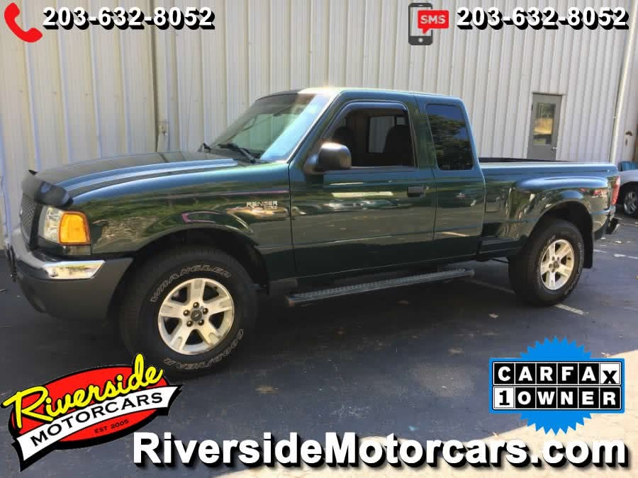 2003 Ford Ranger XLT SuperCab 4WD - 389A