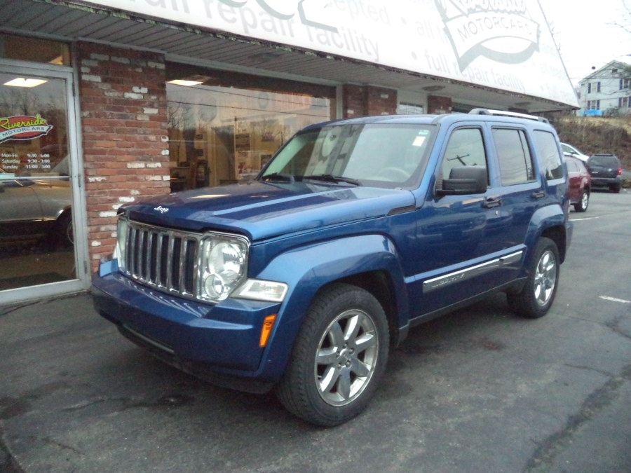 Jeep Liberty Limited 4WD 2009