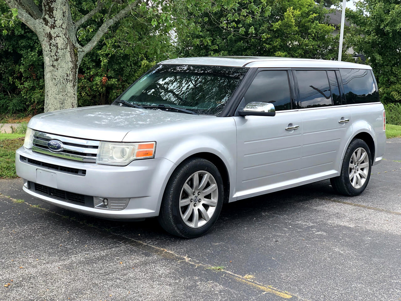 Ford Flex Limited AWD 2009